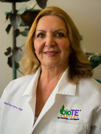 Monique Martel, NP - BioTE Certified Practitioner